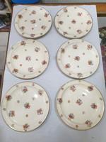 Fischer Emil süteményes készlet