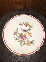Zsolnay paradicsom madaras fali tál tányér
