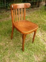 Nagyon stabil antik Thonet szék, szép állapotban