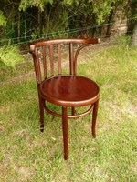 Teljesen stabil antik kávéházi Thonet szék nagyon szép állapotban