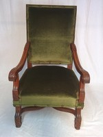 Antique armchair c1810