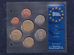 Az utolsó forgalmi pénzek - Görögország / id 8946/