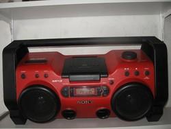 Sony ZS - H 10 CP  rádió  ,  MP3