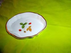 Wedgwood szamóca mintás angol porcelán  tálka