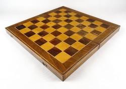 1A543 Régi sakk sakktábla figurák nélkül