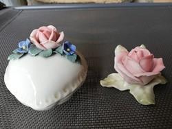 Ens porcelánok