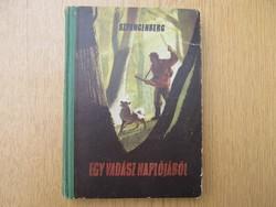 Szpangenberg : Egy vadász naplójából 1955