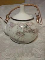 JAPÁN cseresznyevirágos kanna teás