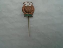 FTC ,Fardi jelvény.(13)
