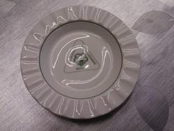 Alföldi retro porcelán hamutál - Dél-Alföldi Pincegazdaság