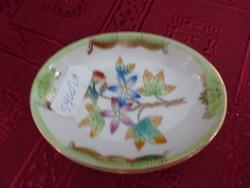 Herendi porcelán, Viktória mintás mini asztalközép.