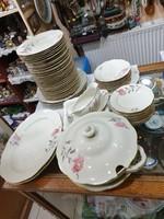 KPM porcelán tányér készlet