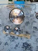 Zeiss üveg barométer