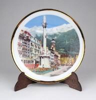 1A707 Winterling Bavaria porcelán dísztányér 12.5 cm