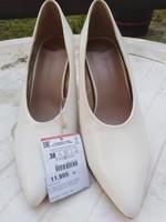 Stradivarius női cipő 38 as Új. OLCSÓN!