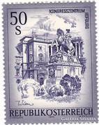 Ausztria forgalmi bélyeg 1975