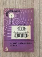Rádiótechnika Könyvei 41