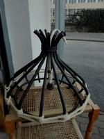 Rattan s. modern függő csillár