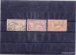 Franciaország forgalmi bélyegek 1900