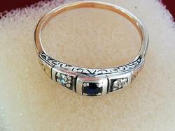Antik arany gyűrű (14k)