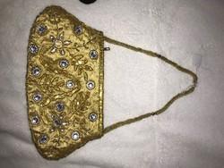 Gyöngyös kistáska szütyő női alkalmi táska