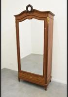 Antik bútor - empire ruhásszekrény