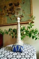 Dán mid century perzsa mázas kerámia lámpa asztali lámpa Marianne Starck Bornholm, Michael Andersen