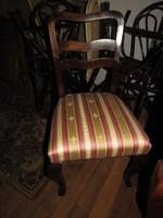 2 db felújított antik szék