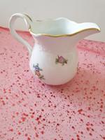 Herendi eton mintás teás tejszínes kiöntő