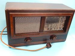 ORION 244 rádió 1941-43 évből