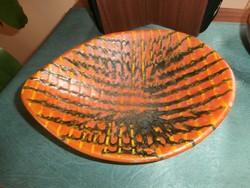 Art deco kerámia asztalközép