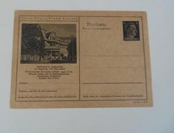 II. világháborús német levelezőlap