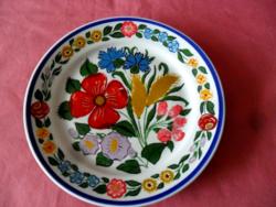 Kalocsai pingált tányér Alföldi