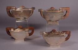Art deco kávés készlet / Art Deco Coffee Set
