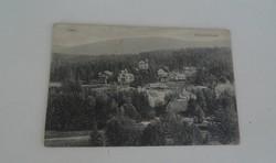 Antik Borszékfürdő, Borszék-fürdő; Látkép képeslap