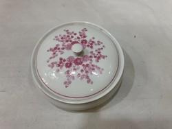 Hollóházi porcelán bonbonier