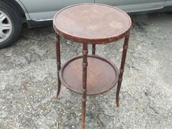 Antik Thonet kerek asztalka