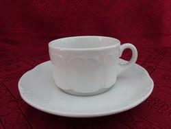 ROSENTHAL  német minőségi porcelán kávéscsésze + alátét.