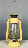 Sárga viharlámpa, petróleumlámpa