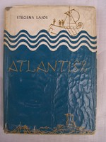 Atlantisz  Szerző Stegena Lajos