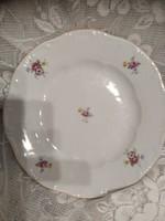 Zsolnay barokk tányér  19 cm