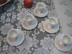 Zsolnay régi , jelzésű   tojástartók