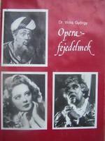 Dr. Viola György: Operafejedelmek
