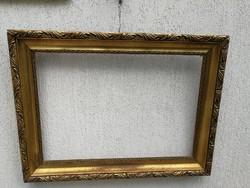 Képkeret laparanyozott, festmény keret, tükörkeret.