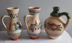 Mónus Ferenc kerámiák, 5 darab