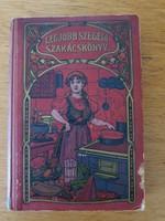 Legjobb szegedi szakácskönyv M. Krasznai Elza 1928-ból