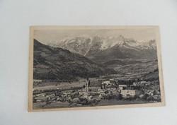 II. világháborús Német képeslap Tennengebirge