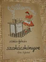 LONKAI : VILLAMOS SÜTÉS-FŐZÉS SZAKÁCSKÖNYVE 1948