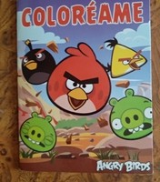 Angry birds kifestő, alkudható!
