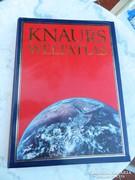 Knaurs Weltatlas - Nagy Világatlasz német nyelven